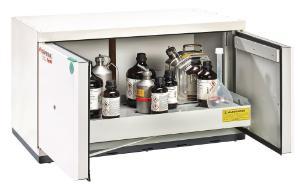 Safety underbench cabinet, type 90, UTS ergo line L, 600 mm