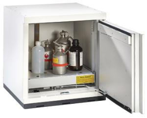 Safety underbench cabinets, type 90, UTS ergo line ST-5, 500 mm depth