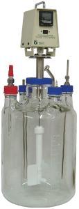 Microcarrier spinner flasks