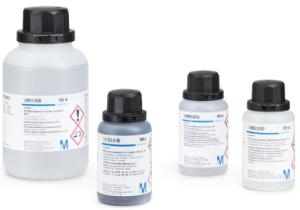 Atomic absorption Spectrocopy (AAS) standards, multi-element in oil, Certipur®, Supelco®