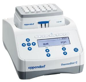 Heating and cooling block heater, Eppendorf ThermoStat™ C