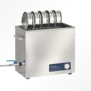 Ultrasonic test sieve cleaner