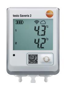 testo Saveris2 T2 - front view
