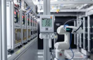 testo Saveris2 H2 - in the production field