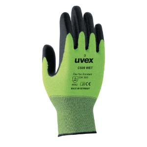 Cut resistant gloves, uvex C500 wet