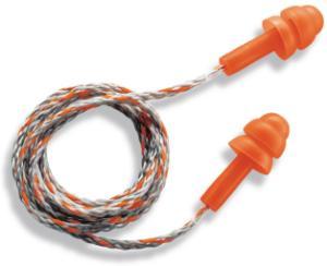 Reusable earplugs, uvex whisper