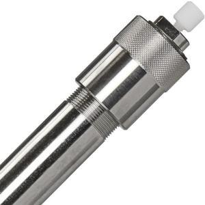 VP HPLC column (preparative), NUCLEODUR PolarTec, 5 µm, 125×10 mm