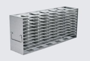 Microplate racks for revco UxF and HERAfreeze® HFU T freezers