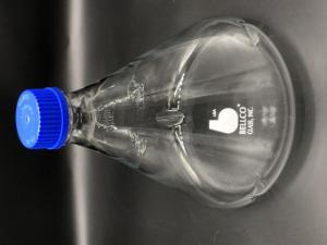 3 baffle fernbach flask with scap 20.8 L