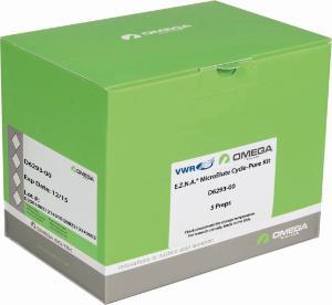 Soupravy pro purifikaci PCR produktů, E.Z.N.A.® a E-Z 96® Cycle Pure
