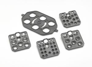 Accessories for tube rotators
