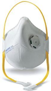 Disposable particle filtering respirators, FFP1/FFP2/FFP3, Smart Pocket