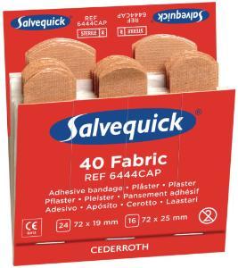 Adhesive plasters, Salvequick