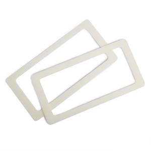 Replacement lid gasket for 12 port