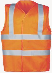 High visibility waistcoat, Lacona 9092