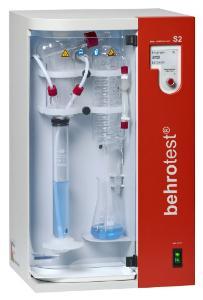 Steam distillation apparatus, S 2
