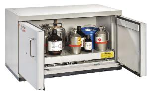 Safety underbench cabinets, type 90, UTS ergo line LT-5, 500 mm depth